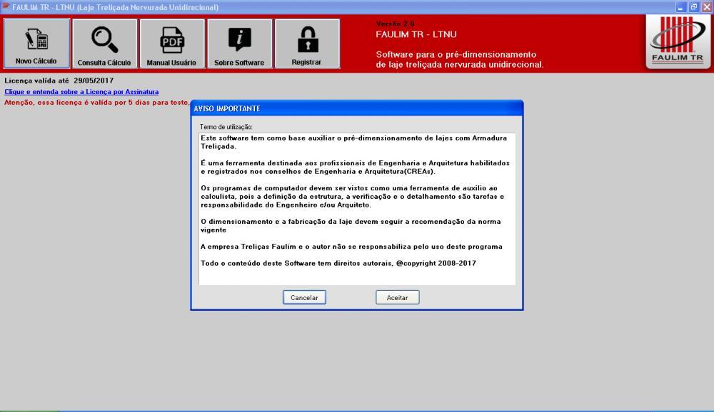 TR - LTNU 2.0 - Licença Gratuita (5 dias) - Foto 1